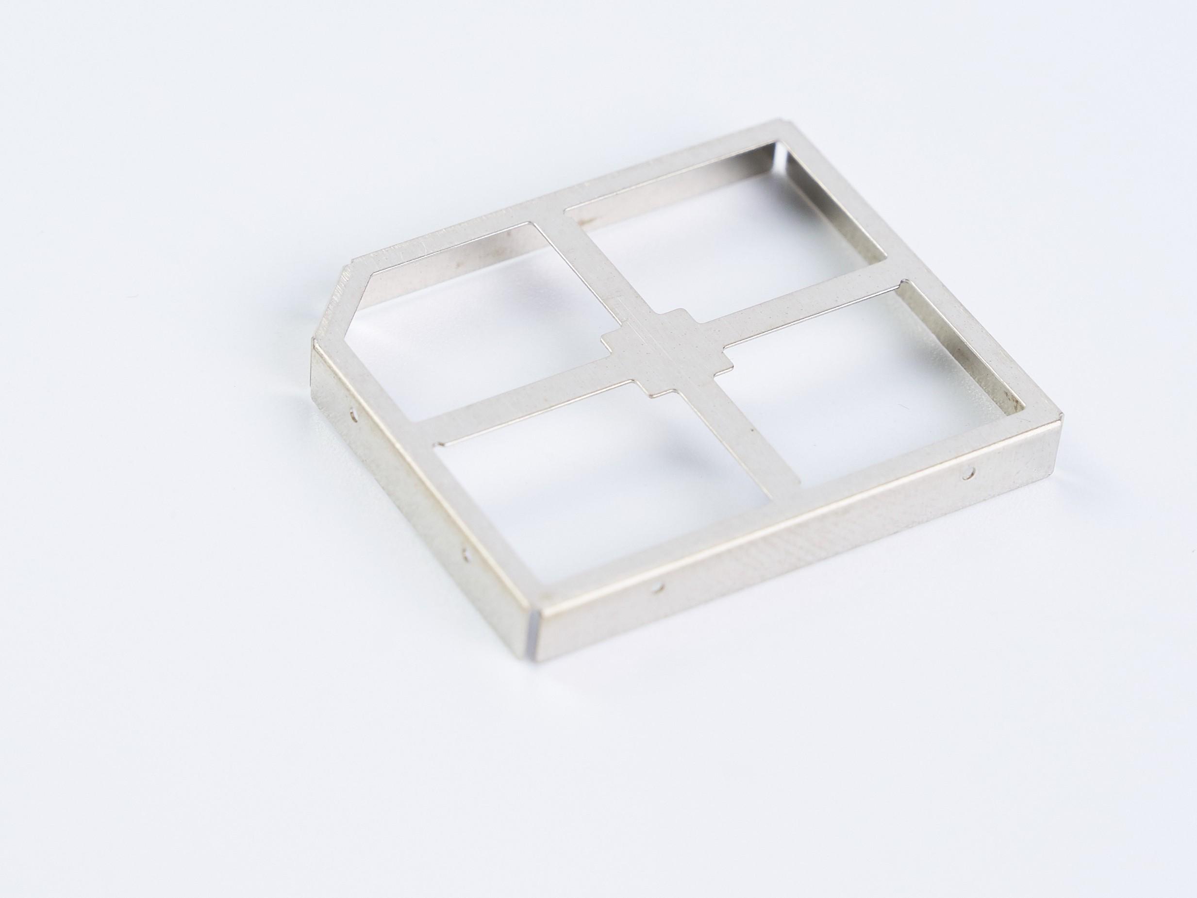 电路板主板屏蔽罩冲压厂家-20年加工经验-力达精工