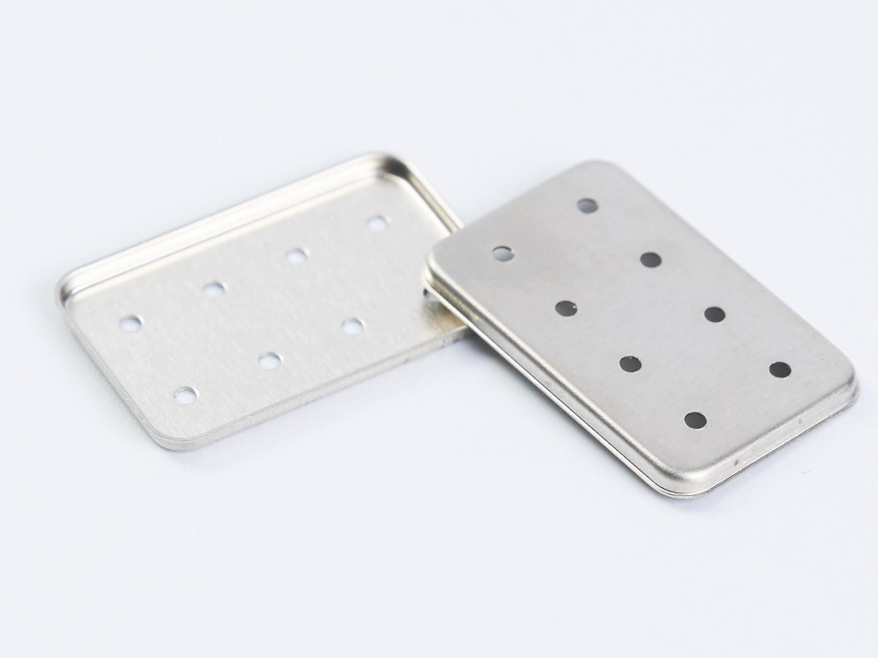 洋白铜金属屏蔽罩定制厂家-专业团队全力配合-力达精工