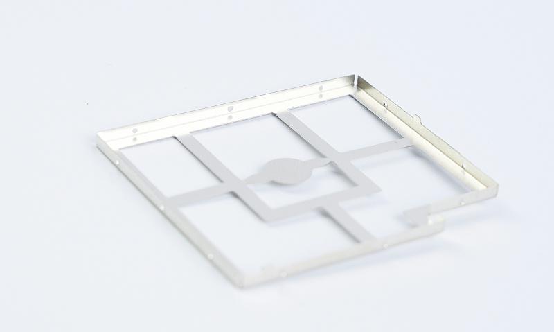 洋白铜金属屏蔽框罩