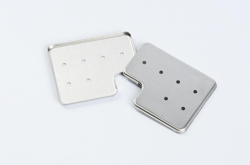 洋白铜金属屏蔽罩pcb板