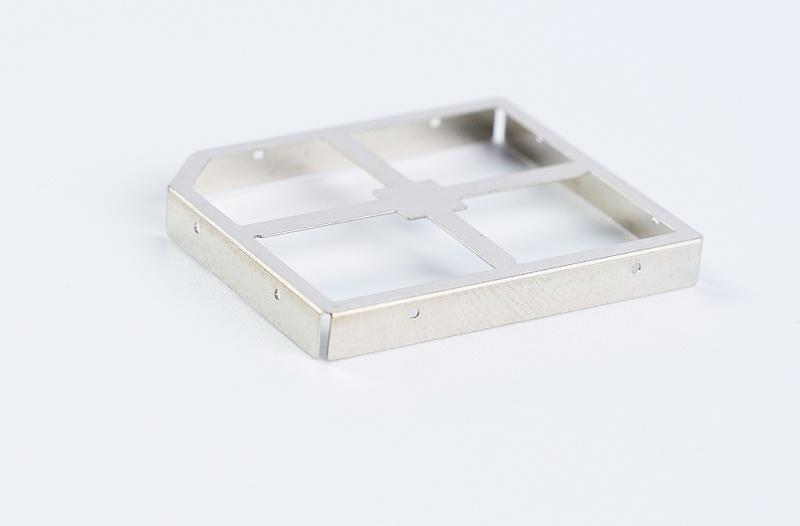 洋白铜金属屏蔽罩框
