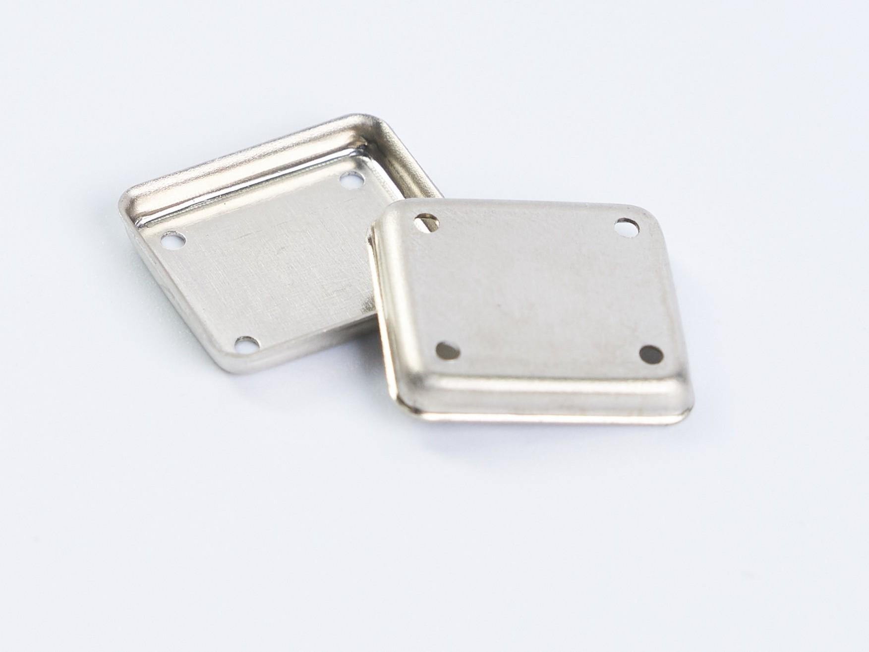 洋白铜金属屏蔽罩厂家-15天左右可完成大批量生产-力达精工