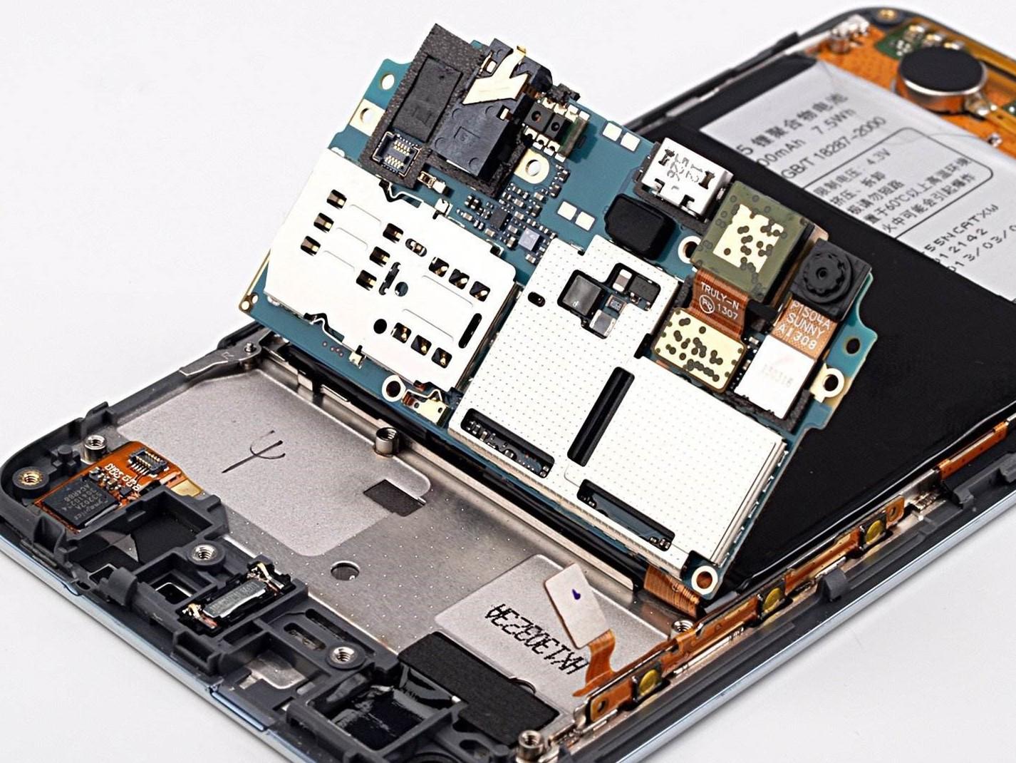 手机主板上的芯片金属屏蔽罩有一边脱落了,这会影响手机芯片运作吗