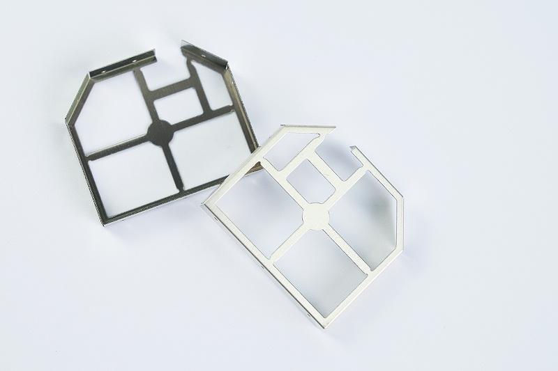 芯片屏蔽框罩
