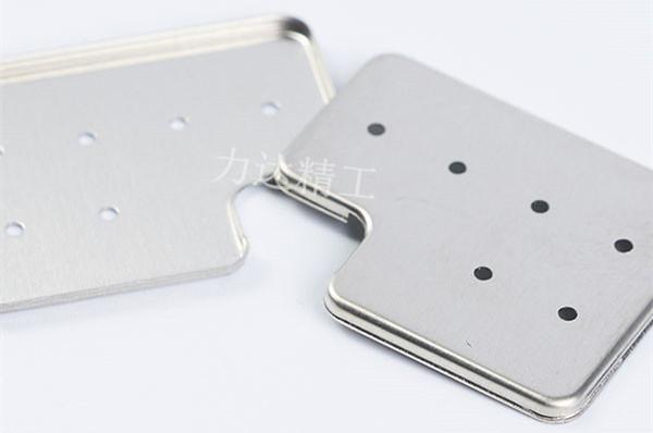 手机屏蔽罩镀镍