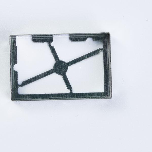 电磁屏蔽框