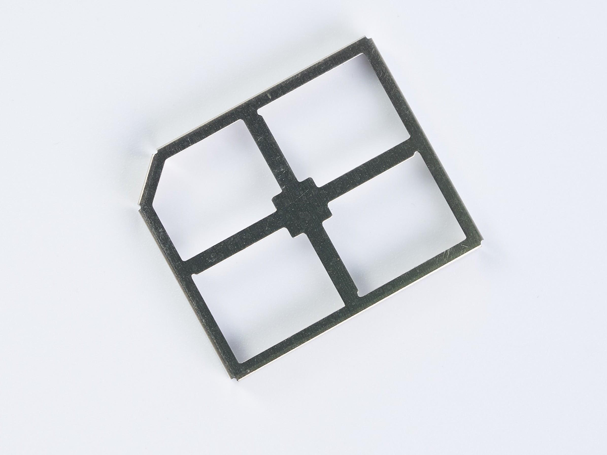 模组主板屏蔽罩定制厂家-免费打样-力达精工